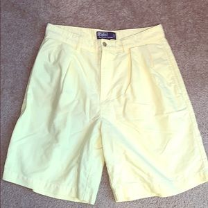 Polo Ralph Lauren size 32 shorts